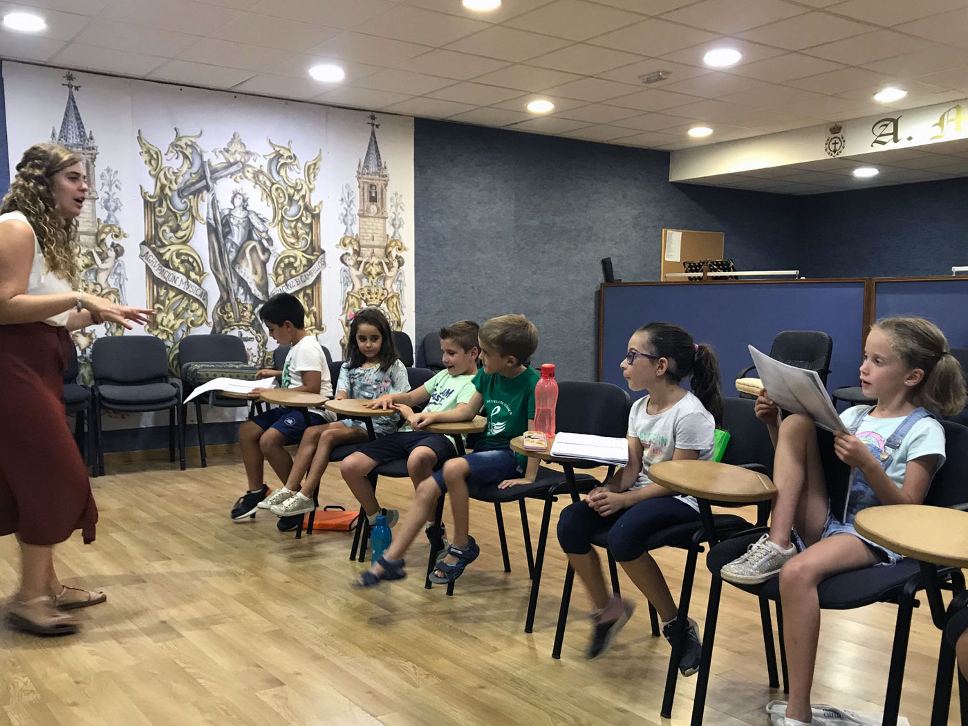 Escuela de Música de la Vera Cruz de Campillos