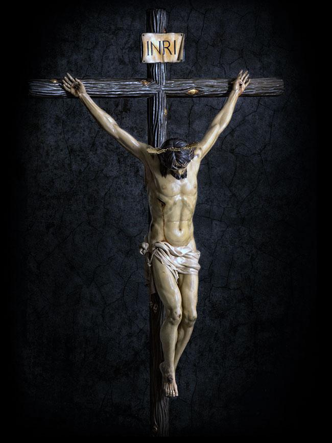 Crucificado de la Vera Cruz