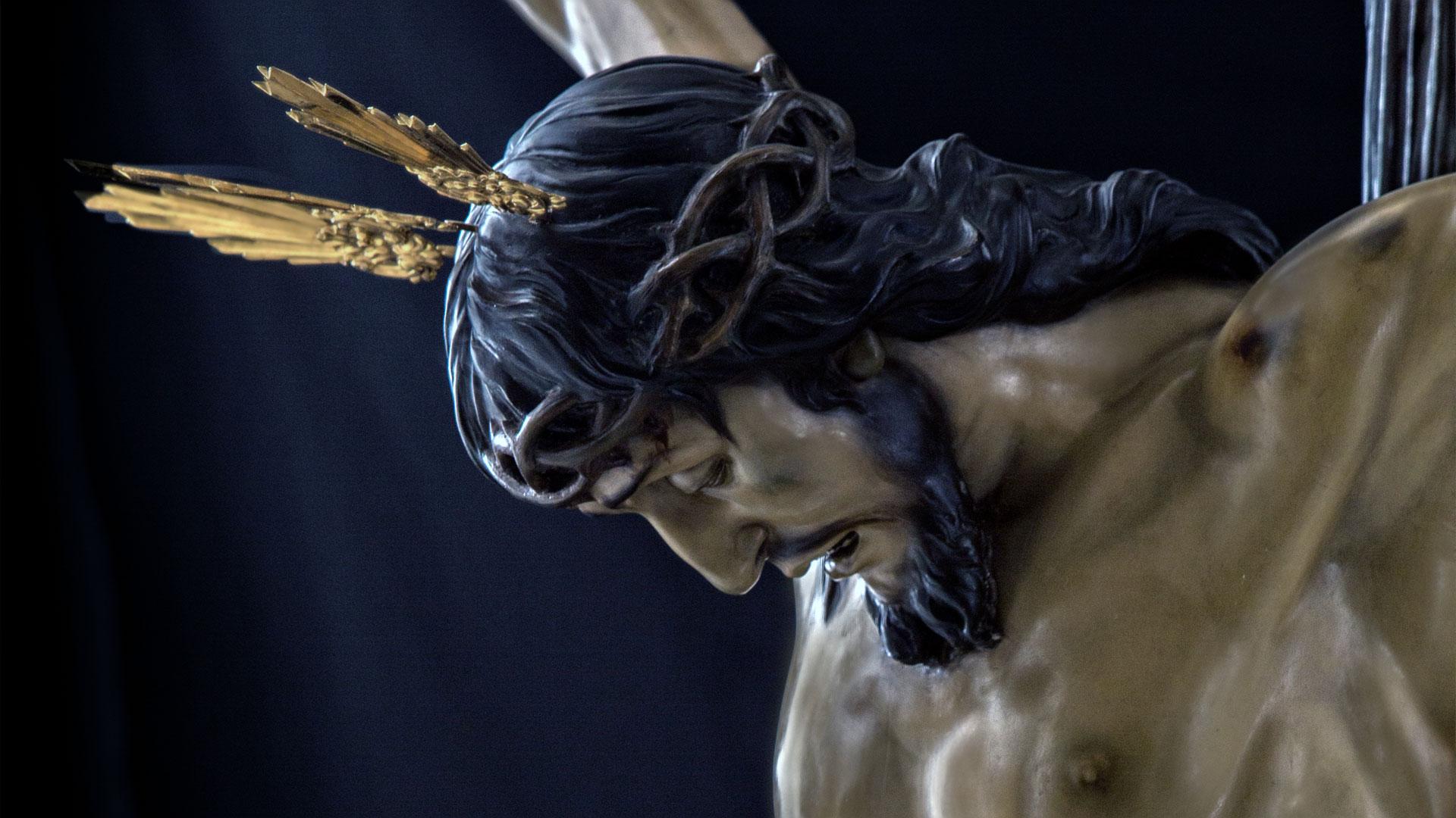 Estreno de la marcha En tus hombros la Fe, La Vera Cruz de Campillos