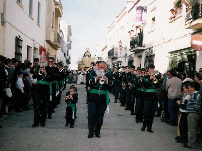 Historia de la A.M. Vera Cruz de Campillos