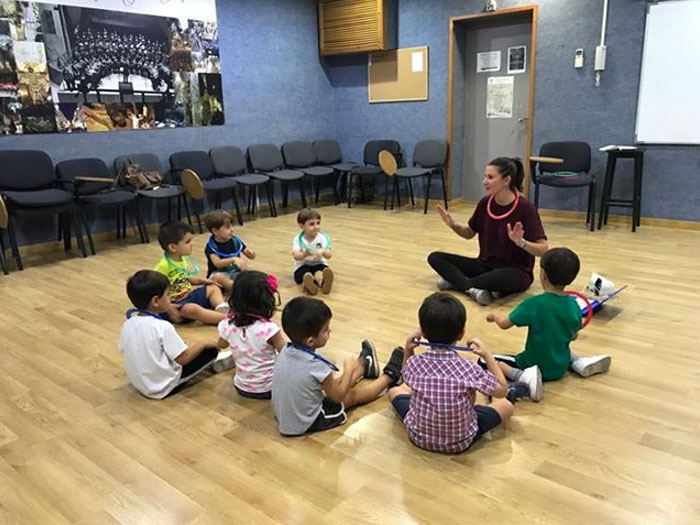 Belén Bázalo, Escuela de Música de la A.M. Vera Cruz de Campillos