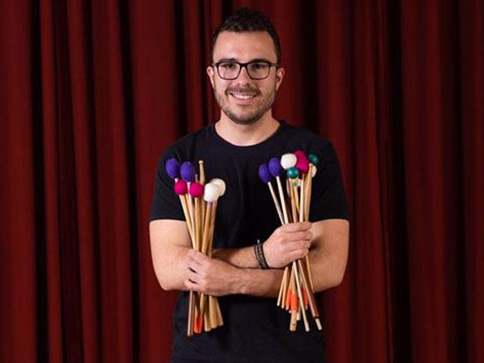Salvador Florido, Escuela de Música de la A.M. Vera Cruz de Campillos