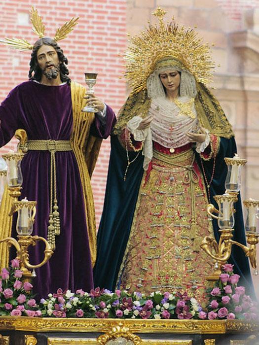 Traslado de la Cena de Málaga, La Vera Cruz de Campillos
