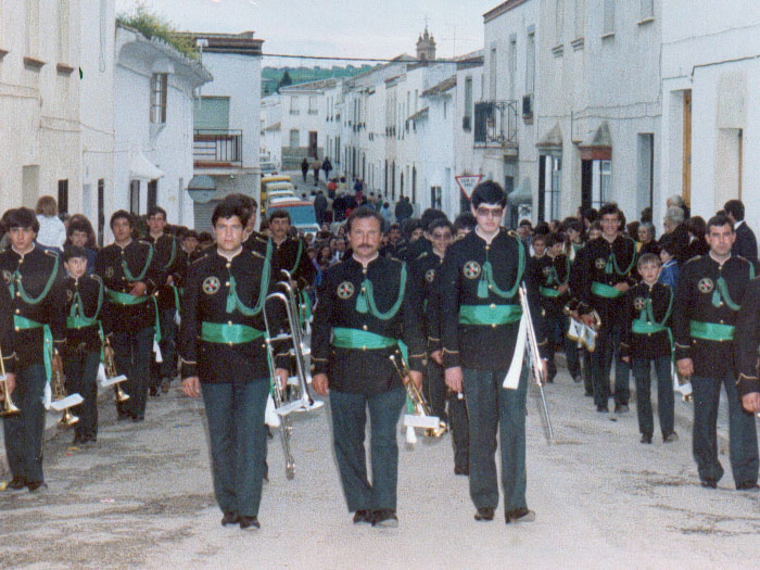 Uniforme de la A.M. Vera Cruz de Campillos